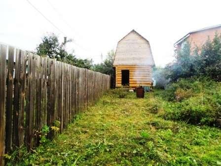 Продам участок 4,5 соток с баней (ИЖС) в д. Мизиново