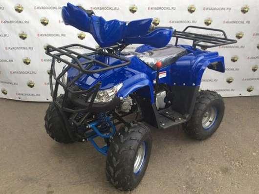 Бензиновый квадроцикл мини atv модель м53-w7