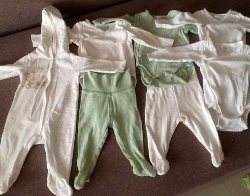 Пакет одежды для девочки р 62-68