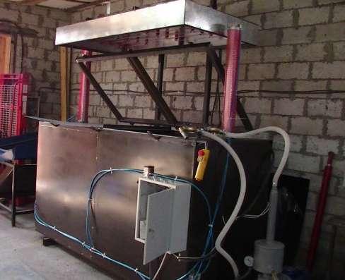 Вакуум формовочные машины
