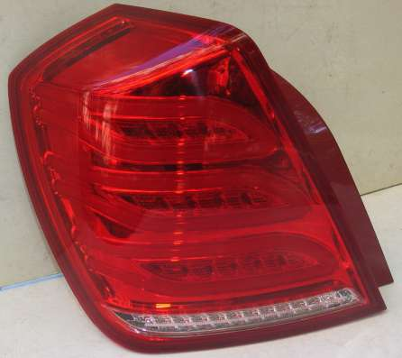 LED Taillights for Chevrolet Lacetti / Suzuki Forenza
