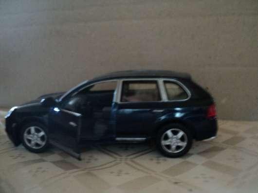 Масштабная модель автомобиля Porsche в Москве Фото 1