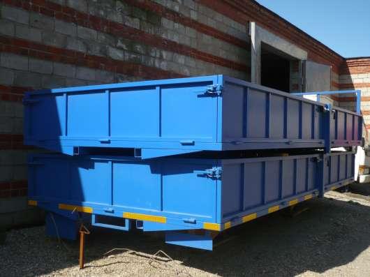 Изготовление бортовых платформ на все виды грузовиков в Миассе Фото 4