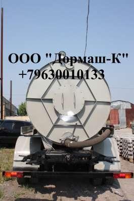 Вакуумные (ассенизационные) оборудование в Барнауле Фото 2