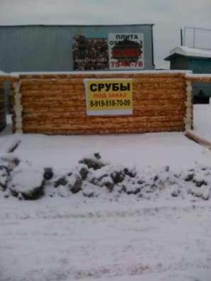 Срубы для домов и бань в Кирове Фото 2