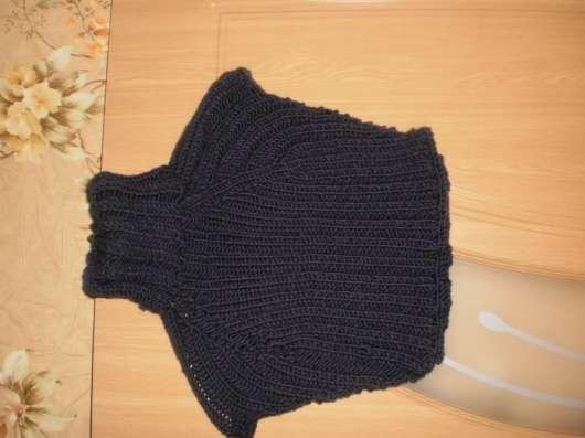 Вязание на спицах и крючком