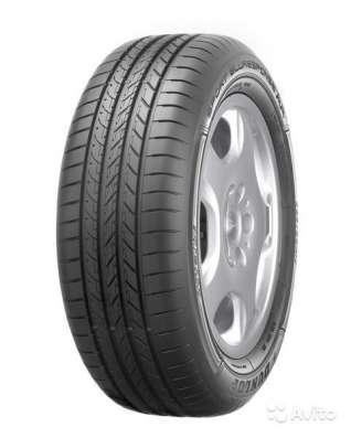Новые летние Dunlop 195/50 R16 BluResponse MFS