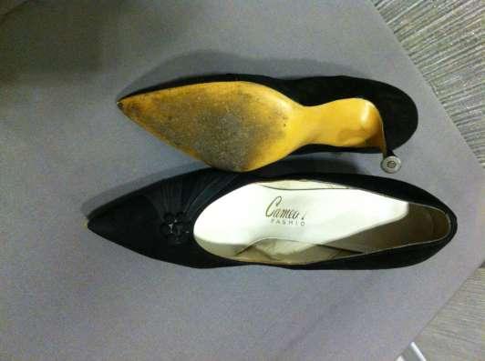 Винтажные туфли