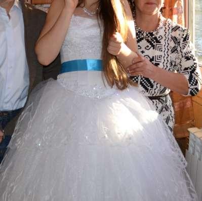 Свадебное платье + подарок в Перми Фото 5