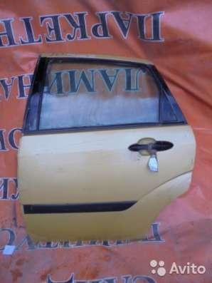 Форд Фокус 1 задняя дверь (Ford Focus)