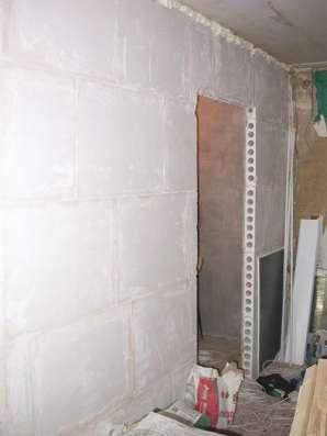 Строительство межкомнатных перегородок, отделка в Жуковском Фото 1