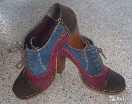 Броги, ботинки, ботильоны, туфли Vero Cuoio