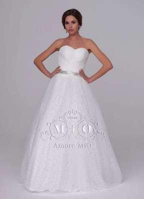 Пышное свадебное платье Amore MIO