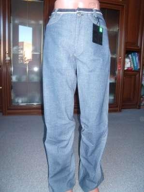 Очень необычные джинсы Италия р.27 новые в Санкт-Петербурге Фото 1