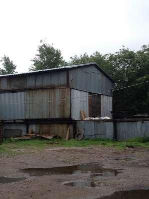 Сдаётся холодный ангар 205 кв. м. на Елизаровской