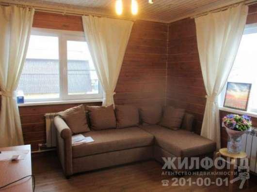 Коттедж, Новосибирск, с/о Удачный, 120 кв. м