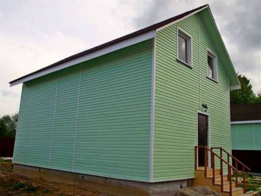 Продается 2- этажный дом в черте г. Яхрома ул. Поселковая Фото 6