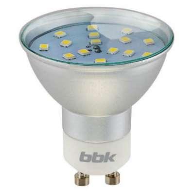 Светодиодная лампа 3.2Вт. BBK СOB BBK PAR16 GU10 3,2Вт