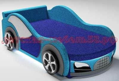 Диван-кровать в виде машины