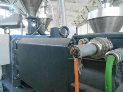 Экструзионные линии для пр-ва п/э труб PDL 110 и 75