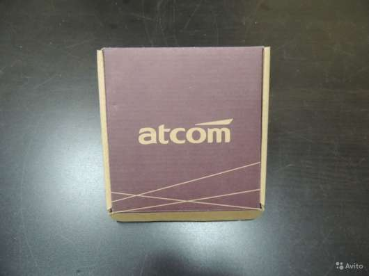IP телефон Atcom AT-800DP
