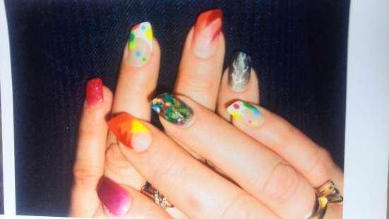 Наращивание, коррекция ногтей и покрытие гелем. Любой дизайн в Калуге Фото 2