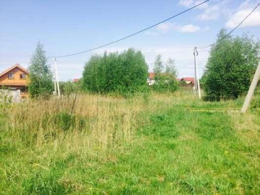 Продается земельный участок 12 соток в деревне Лубенки Можайского района, 107 км от МКАД по Минскому шоссе.