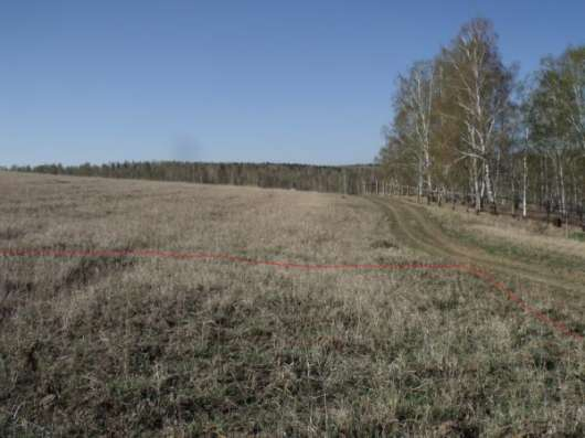Продаю участок в районе объездной Ново-Ленино в Иркутске Фото 1