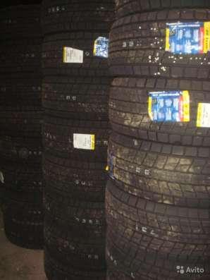 Новые липучки Dunlop 265/50 R20 Winter Maxx SJ8