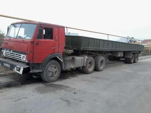 Автоуслуги длинномера Камаз 12м