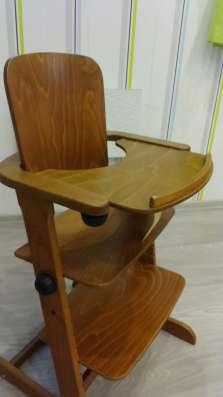 Деревянный детский стул Geuther в г. Выборг Фото 1