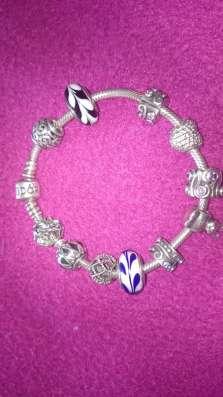 Браслет Пандора серебро оригинальный