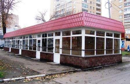 Изготовление торговых павильонов, киосков в Челябинске Фото 2