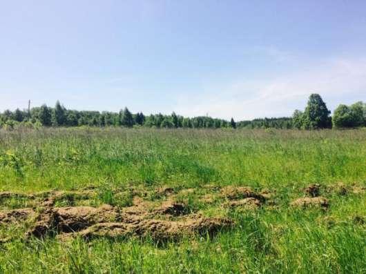 Продается земельный участок 12 соток в деревне Шиколово, Можайский район, 97 км от МКАД по Минскому, Можайскому шоссе. Фото 1
