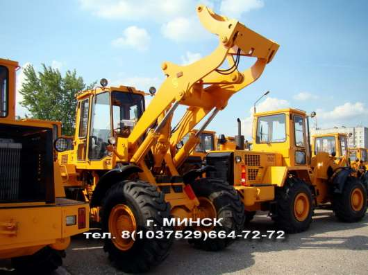 Продаем новые погрузчики Амкодор: Амкодор-333В(ТО-18Б3), А-3 в Москве Фото 5