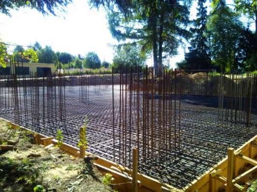 Строительство нежилых и производственных зданий любой сложности.
