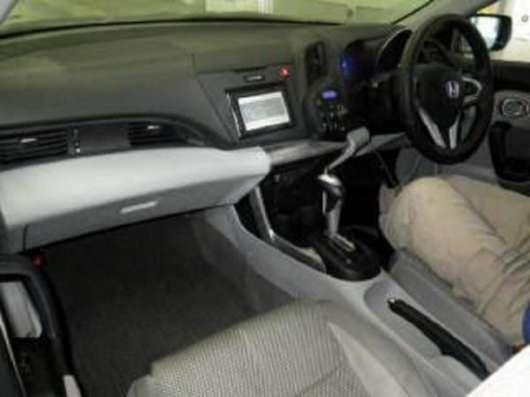 Honda CR-Z гибридный спорт-купе