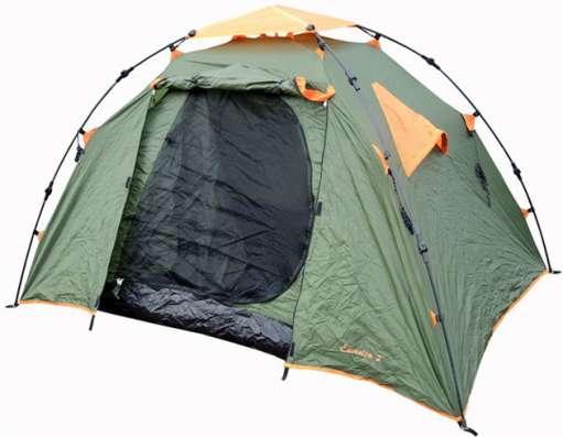 2 местная палатка автомат