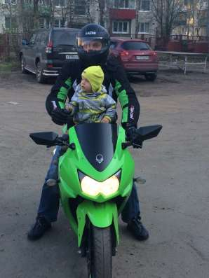 Мотоцикл Kawasaki Ninja 250r