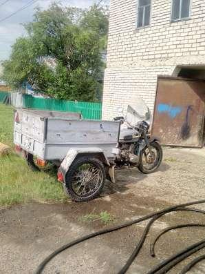 Трицикл Урал с кузовом в Ачинске Фото 2