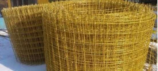 Стеклопластиковая сетка для строительства