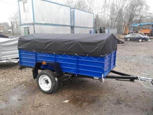 Прицеп КРД 050105 для автомобиля с тентом 2500х1300