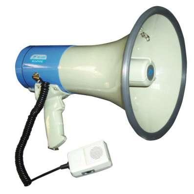 Мегафон с выносным микрофоном