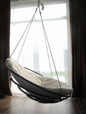 Стильное подвесное кресло для отдыха - комфорт расслабления в Иркутске Фото 1