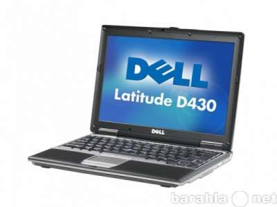 нетбук DELL Latitude D430