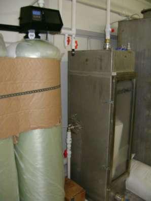 Мешочный фильтр для обезвоживания осадка Сокол Ф-М
