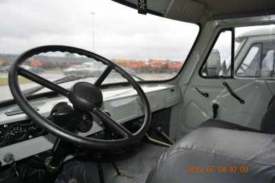 грузовой автомобиль УАЗ 3962