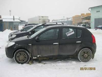 автомобиль Renault Sandero, цена 365 000 руб.,в Белгороде Фото 1