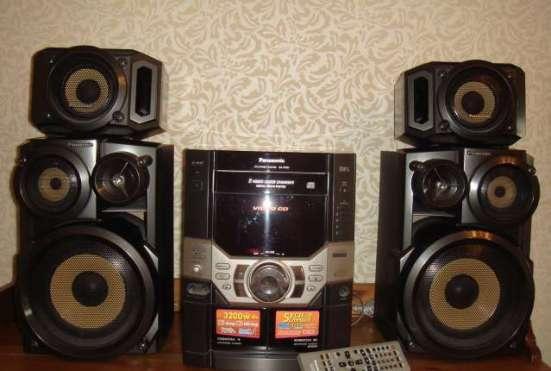 Музыкальный центр Panasonic SA-VK50
