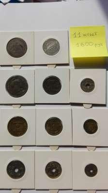 Монеты Франция
